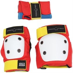 Pro-Tec Street Gear Junior Skateboard Pads 3-Pack - Kids'