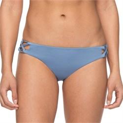 Roxy Solid Softly Love Scooter Bikini Bottoms - Women's