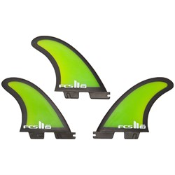 FCS II JW PG Medium Tri Fin Set