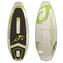 Inland Surfer Chrome Air Series 134 Wakesurf Board