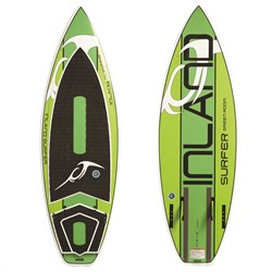 Inland Surfer Green Room Wakesurf Board
