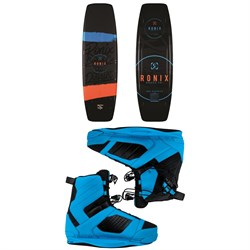 Ronix District Wakeboard ​+ Cocktail Wakeboard Bindings