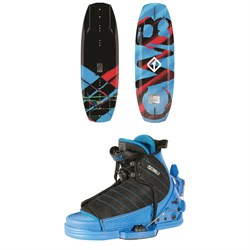 Connelly Surge Wakeboard ​+ Tyke Wakeboard Bindings - Boys' 2018
