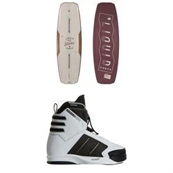 Liquid Force Deluxe Wakeboard ​+ Form 4D Wakeboard Bindings