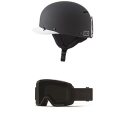 Sandbox Classic 2.0 Snow Helmet ​+ Smith Squad Goggles