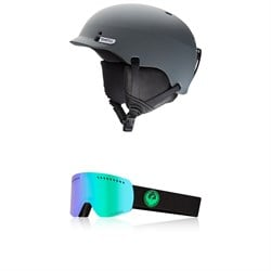 Smith Gage Helmet ​+ Dragon NFXs Goggles