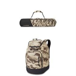Dakine Tour Snowboard Bag + Dakine Boot Pack 50L