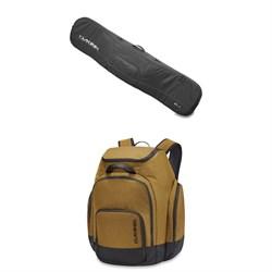 Dakine Freestyle Snowboard Bag + Dakine Boot Pack DLX 55L