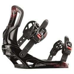 Rossignol Battle Snowboard Bindings 2018 - Used