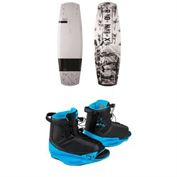 Ronix Parks Modello Wakeboard ​+ District Bindings
