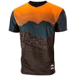 Spacecraft Alpine Ridge Short Sleeve Jersey
