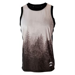Spacecraft Winter Trees Tank Top