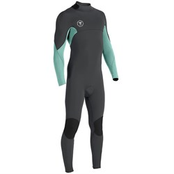 Vissla 7 Seas 4​/3 Back Zip Wetsuit - Big Boys'