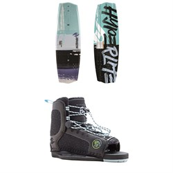 Hyperlite Eden 2.0 Wakeboard ​+ Jinx Wakeboard Bindings - Women's