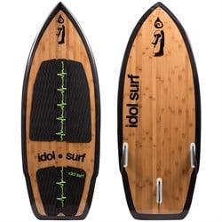 Idol Surf Twist LE Bamboo Wakesurf Board
