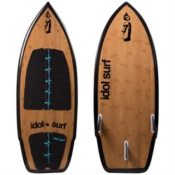 Idol Surf Tonka Kahuna LE Bamboo Wakesurf Board
