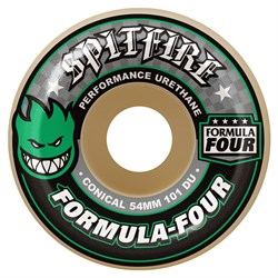 Spitfire Formula Four 101d Conical Skateboard Wheels