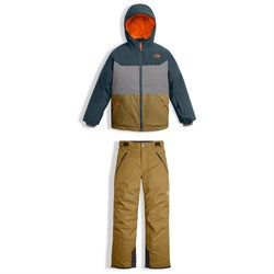 The North Face Brayden Jacket + Freedom Insulated Pants - Big Boys'