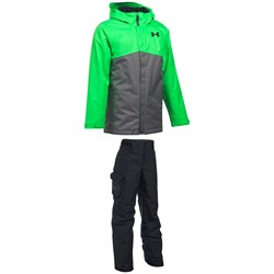 Under Armour ColdGear Infrared Freshies Jacket + ColdGear Infrared Chutes Pants - Big Boys'