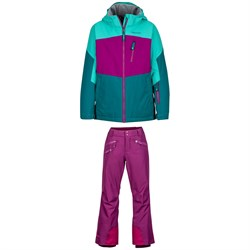 Marmot Elise Jacket ​+ Slopestar Pants - Big Girls'