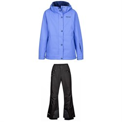 Marmot Nakiska Jacket ​+ Slopestar Pants - Big Girls'