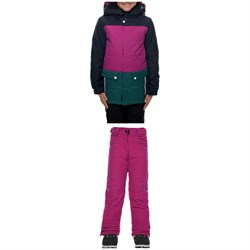 686 Lily Insulated Jacket + Elsa Insulated Pants - Big Girls'