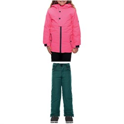 686 Belle Insulated Jacket + Elsa Insulated Pants - Big Girls'