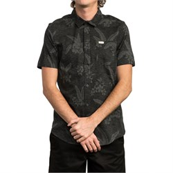 RVCA Andrew Reynolds Hawaiian Short-Sleeve Shirt