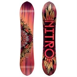 Nitro Sweet Leaf Snowboard - Women's