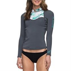 Roxy 1mm Syncro Long Sleeve Wetsuit Top - Women's