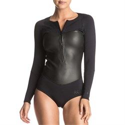 Roxy 1mm Satin Front Zip Spring Wetsuit - Women's