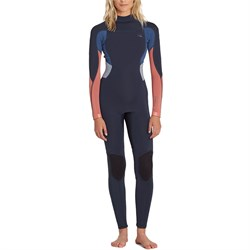 Billabong 3/2 Synergy GBS Back Zip Wetsuit - Women's