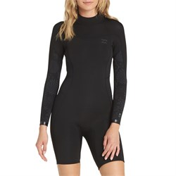 Billabong 2​/2 Synergy Flatlock Back Zip Springsuit - Women's