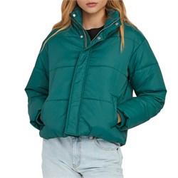 RVCA Eeezeh Puffer Jacket - Women's