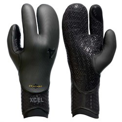 XCEL 5mm Drylock TDC 3 Finger Gloves