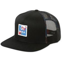 RVCA All The Way Trucker Print Hat