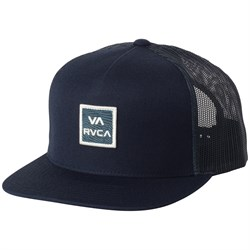 RVCA All The Way Trucker Deluxe Hat