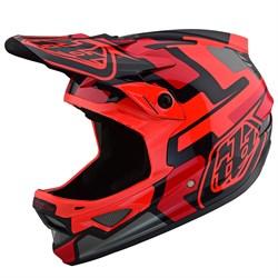 Troy Lee Designs D3 Fiberlite Bike Helmet