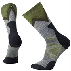Smartwool PhD® Outdoor Approach Crew Socks
