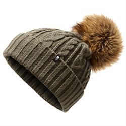 The North Face Oh-Mega Fur Pom Beanie - Women's