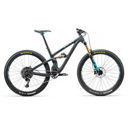 Yeti Cycles SB5.5 TURQ X01 Eagle Complete Mountain Bike 2018