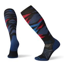Smartwool PhD® Ski Light Pattern Socks