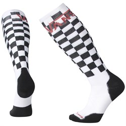 Smartwool PhD® Slopestyle Medium Vans Checkerboard Socks