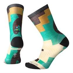 Smartwool Stairway Print Crew Socks - Women's