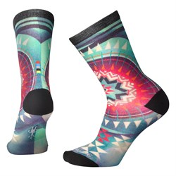 Smartwool Morningside Print Crew Socks - Women's
