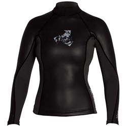 XCEL 2/1mm Smoothskin Xcelerator Long Sleeve Wetsuit Top - Women's
