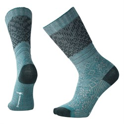 Smartwool Snowflake Flurry Socks - Women's
