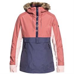 94f34c6a785 Roxy Shelter Anorak Jacket - Women s