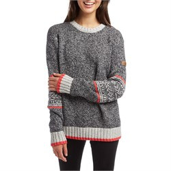 Roxy Cozy Sound Technical Sweater - Women's