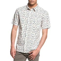 Quiksilver Akan Waters Short-Sleeve Shirt
